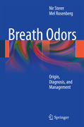 BREATH ODORS ORIGIN, DIAGNOSIS, AND MANAGEMENT - Sterer / Rosenberg