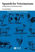 Spanish for Veterinarians A Practical Introduction, 2nd Edition - Frederick / Mosqueda