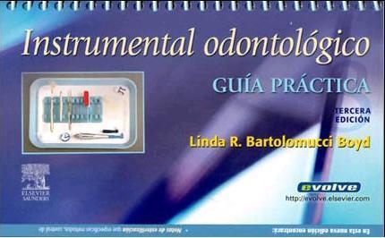 Instrumental odontologico. Guia practica - Boyd. Librería Servicio ... 4158948f46eb