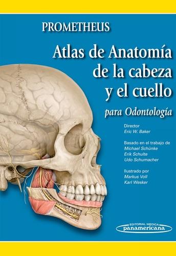 Prometheus. Atlas de Anatomía de la Cabeza y el Cuello para ...
