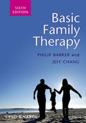 Basic Family Therapy - Barker / Chang