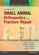 PIERMATTEI SMALL ANIMAL ORTHOPEDICS AND FRACTURE REPAIR 5ed- DeCamp