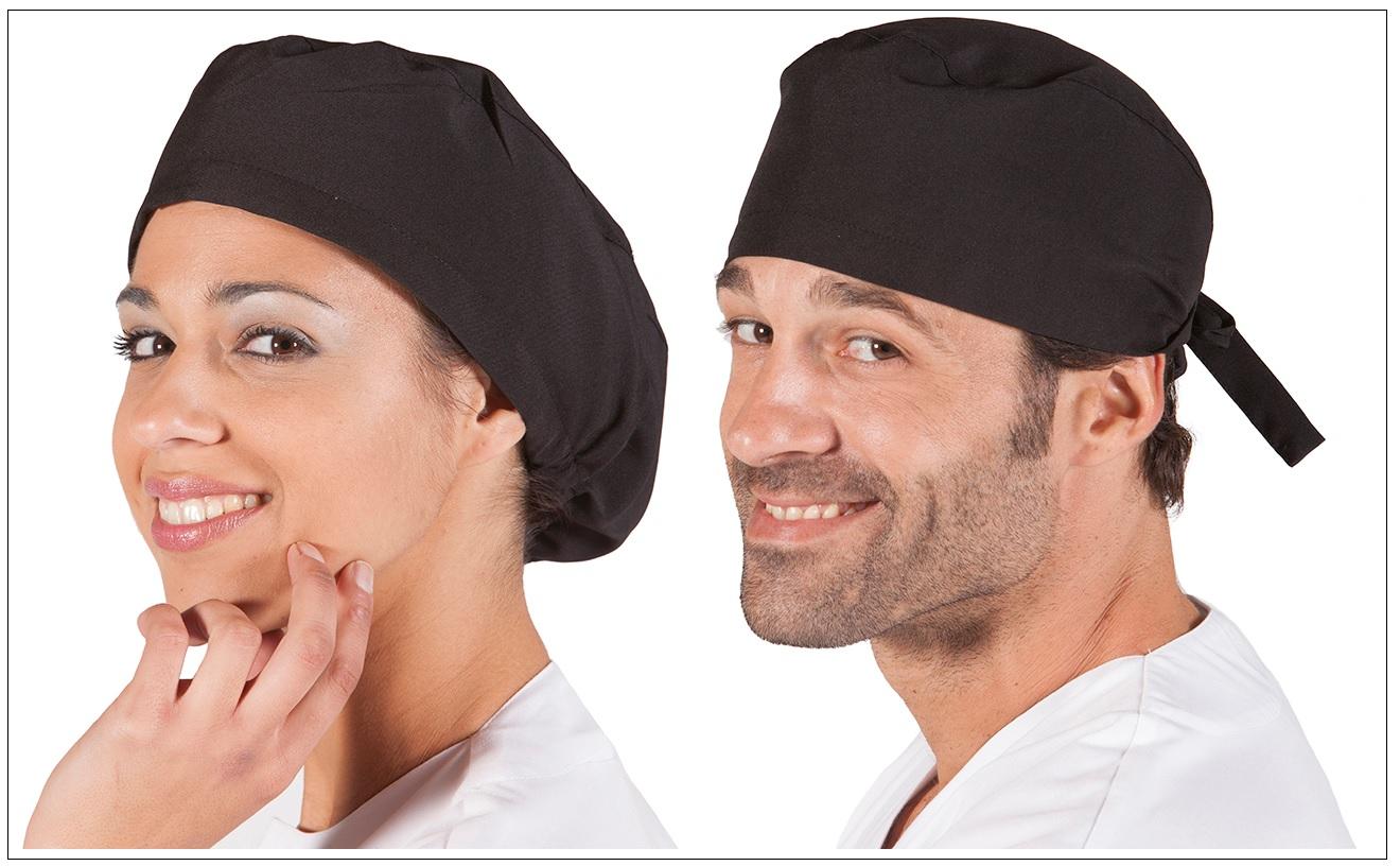 Gorro microfibra sanitario negro librer a servicio m dico for Sanitarios negros