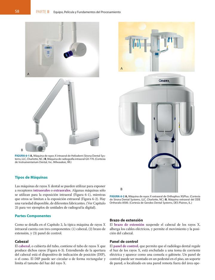 Radiografia dental principios y tecnicas ianucci for Cuarto de rayos x odontologia