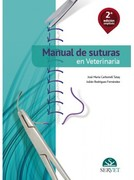 MANUAL DE SUTURAS EN VETERINARIA 2ED - Carbonell / Rodriguez