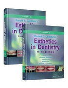 Ronald E. Goldstein's Esthetics in Dentistry, 2 Vols - Goldstein´s