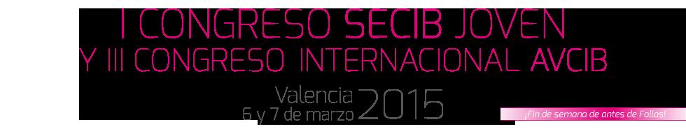 I Congreso SECIB Joven III Internacional AVCIB