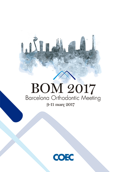 Barcelona Orthodontic Meeting 2017
