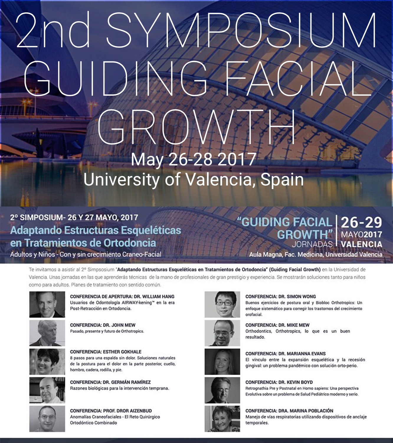 II Symposium Guiding Facial Growth