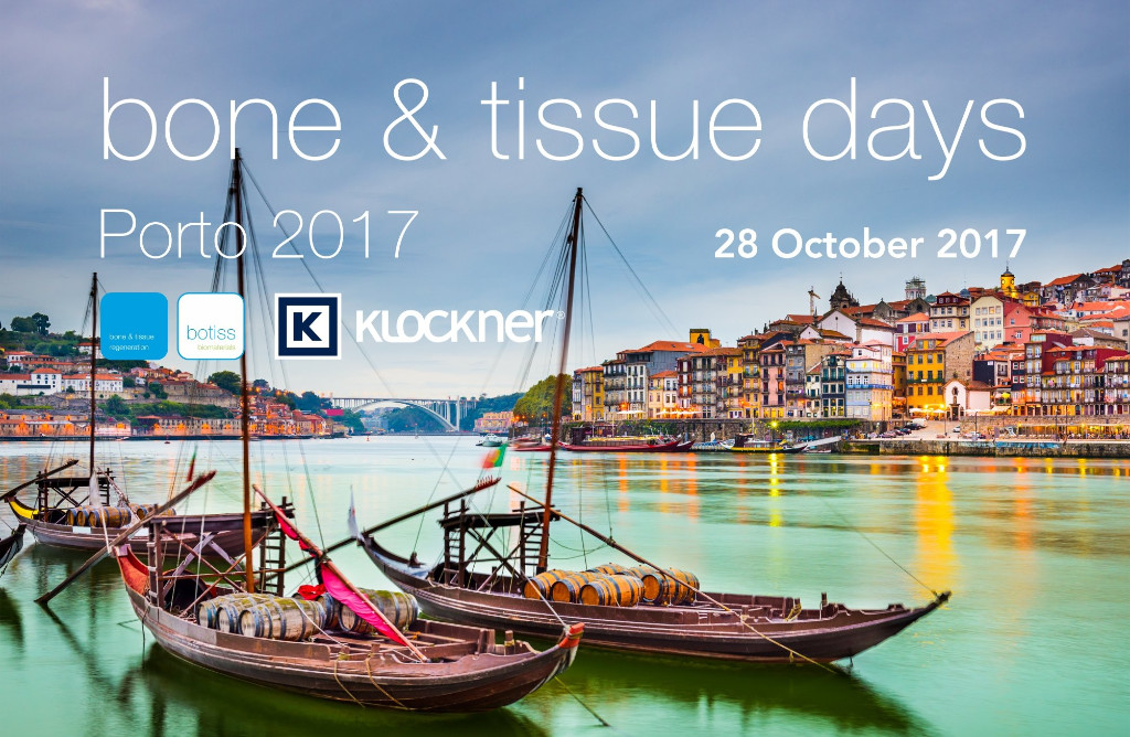 3rd Bone & tissue day Porto 2017