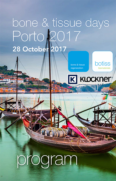 Bone & Tissue Days Porto 2017