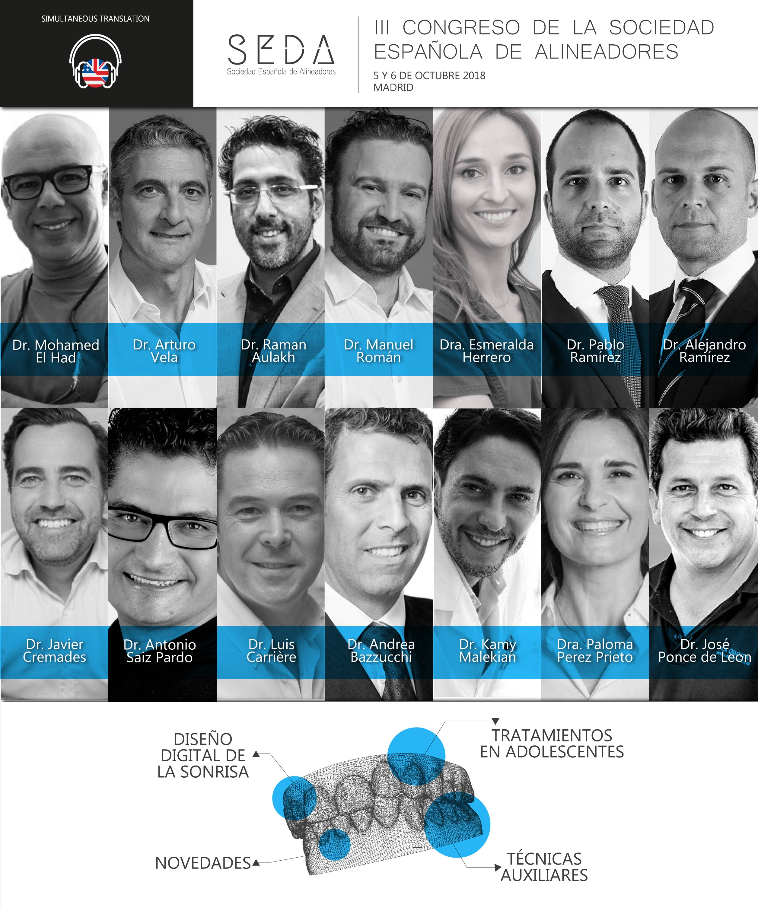 III SEDA Congress 2018