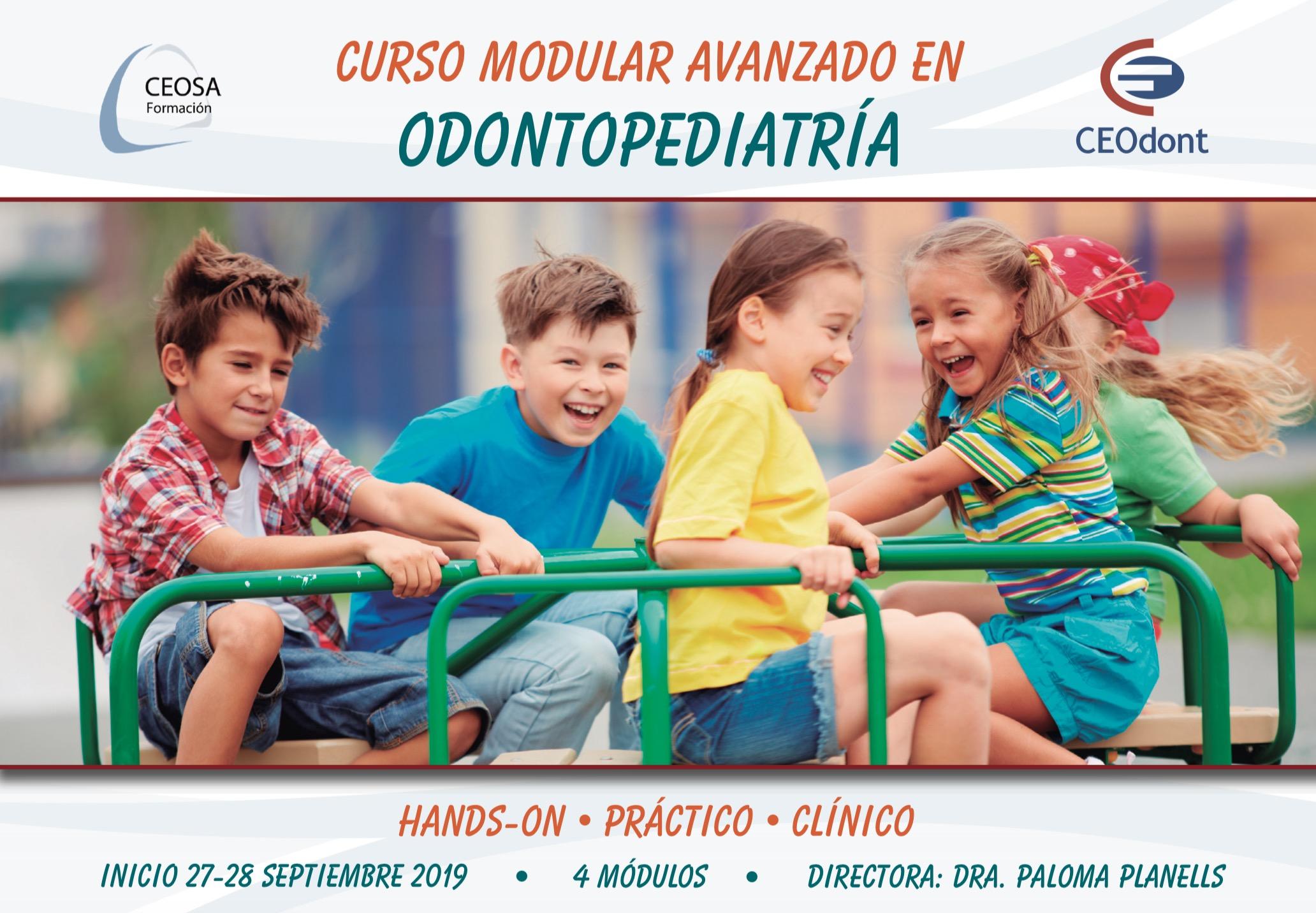 CURSO MODULAR ODONTOPEDIATRIA - CEOdont