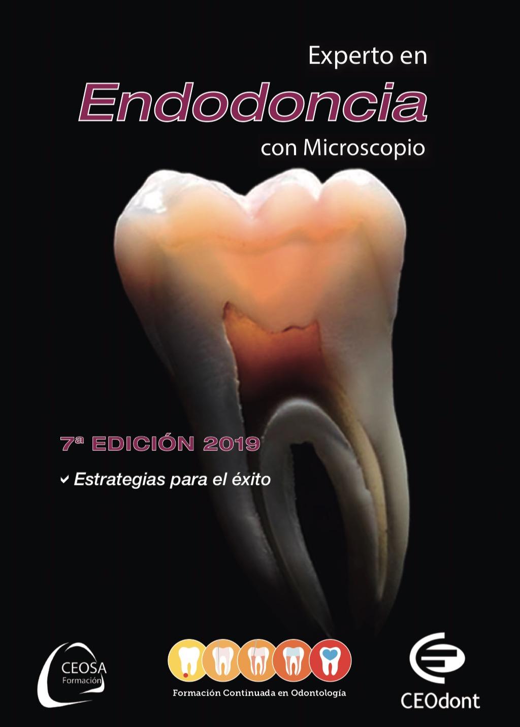 TITULO DE EXPERTO EN ENDODONCIA Dr Liñares - CEOdont 2019