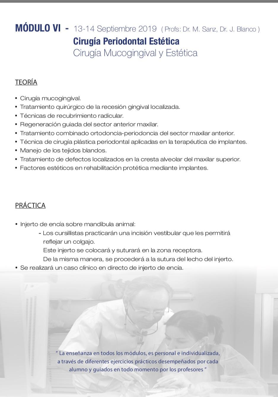 Cirugía Plástica Periodontal - CEODONT